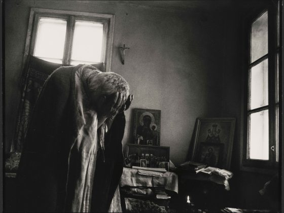 """Piotr Szymon, """"Kalwaria Zebrzydowska"""", 1992–2005 (źródło: zdjęcie dzięki uprzejmości Bożeny Cząstki-Szymon i Andrzeja Szymona)"""