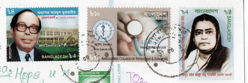 znaczki z całego świata