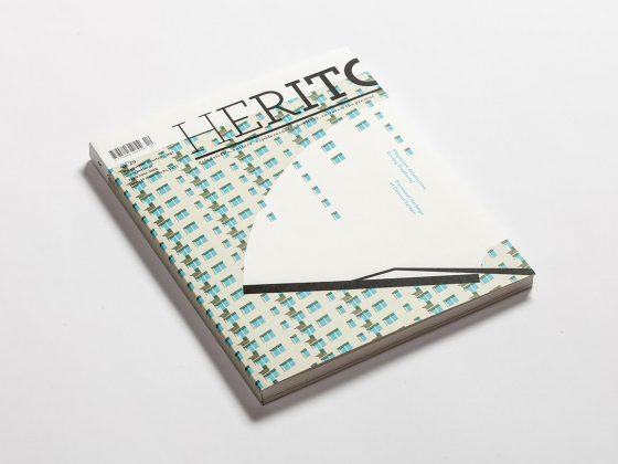 """Kwartalnik """"Herito"""" nr 29 (źródło: materiały prasowe wydawcy)"""