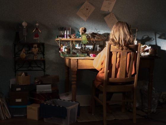 """""""Dziedzictwo. Hereditary"""", reż. Ari Aster, A24 Films, 2018 (źródło: materiały prasowe dystrybutora)"""