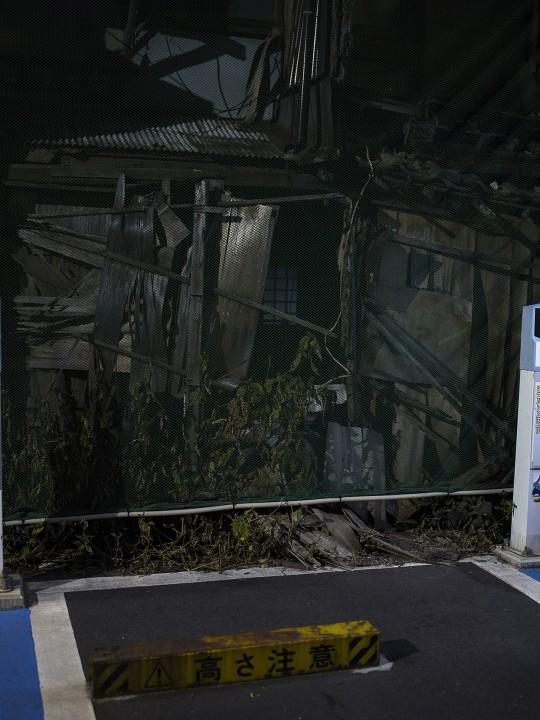 """Łukasz Rusznica, """"Bez tytułu"""", z cyklu """"Rzeka podziemna"""" (""""the Subterranean River""""), 2017 © Łukasz Rusznica (źródło: materiały prasowe organizatora)"""