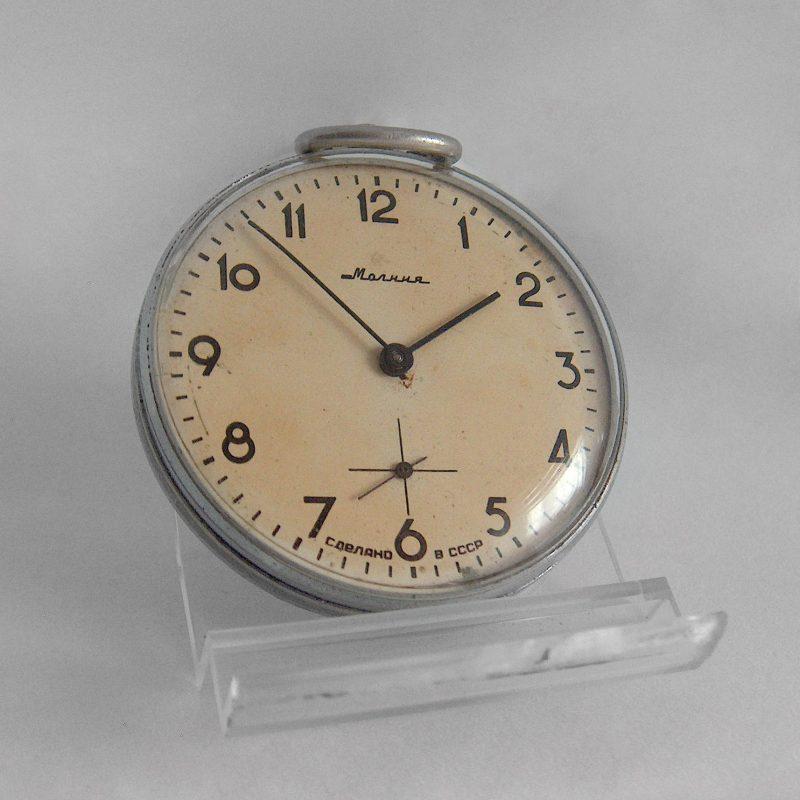 zabytkowy zegarek Mołnia