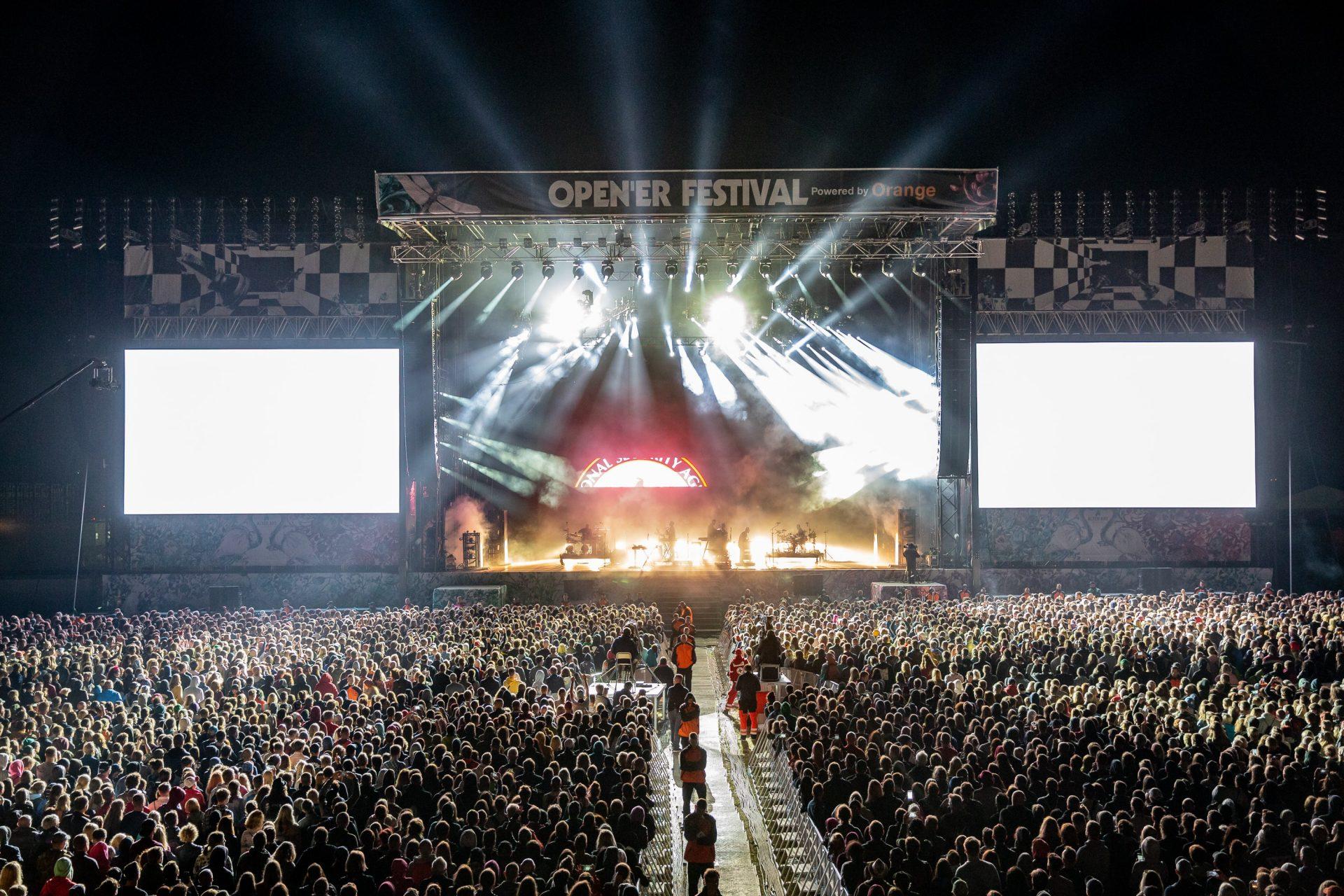 Open'er 2018, fot. M. Murawski (źródło: materiały prasowe organizatora)