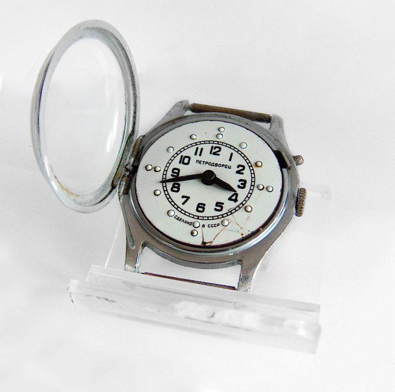 zegarki dla osób niewidomych