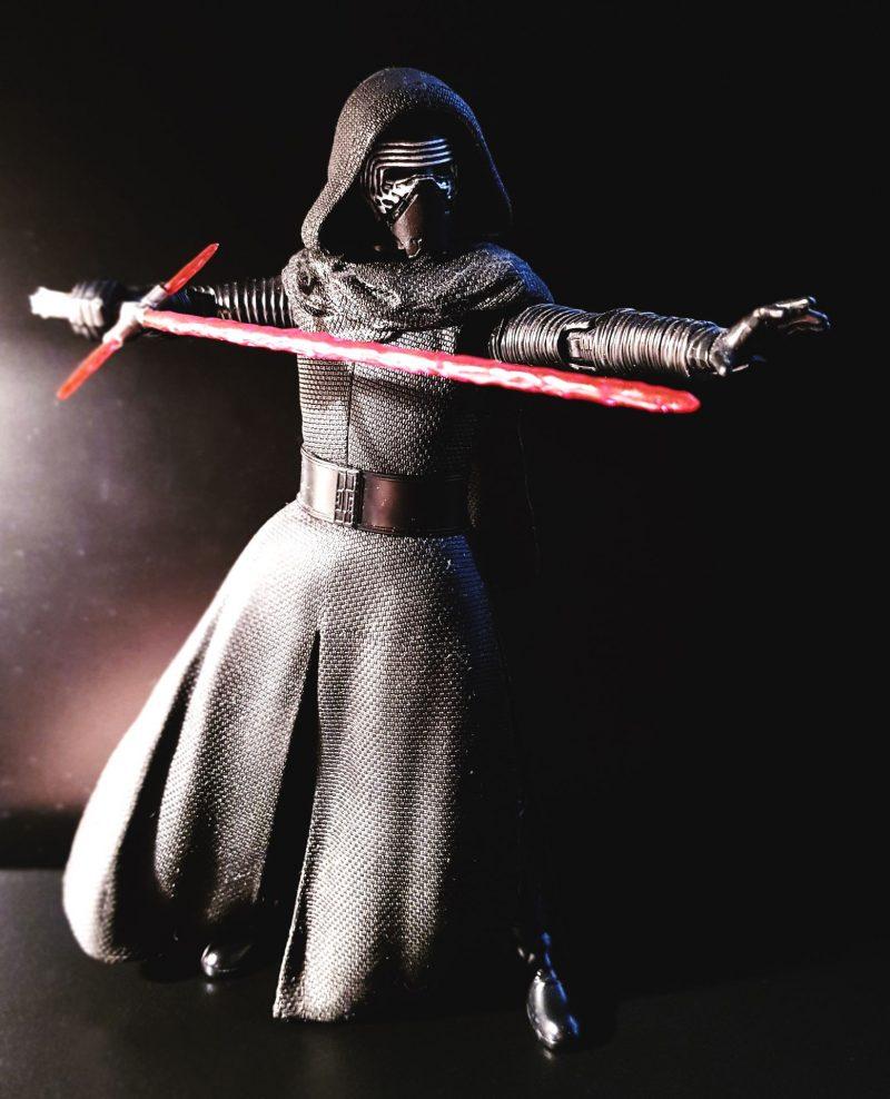 kyl ren star wars figure