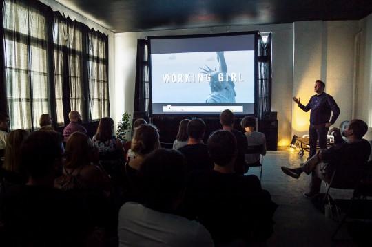 Octopus Film Festival, fot. A. Zemojdzin (źródło: materiały prasowe organizatora)