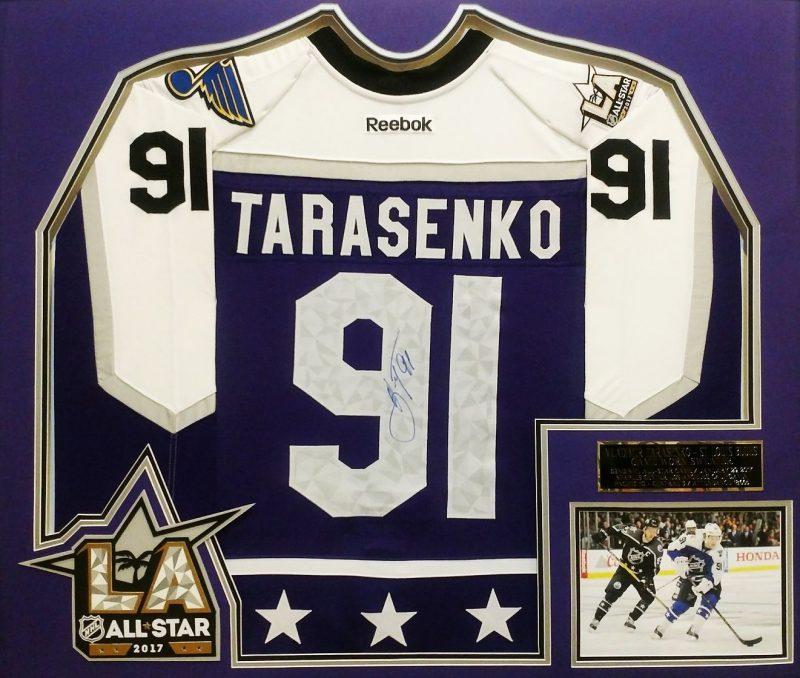 vladimir tarasenko bluza mecz gwiazd NHL 2017