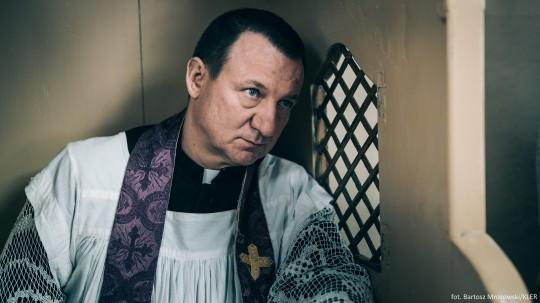"""""""Kler"""", reż. Wojciech Smarzowski, Kino Świat, Polska 2018, fot. Bartek Mrozowski (źródło: materiały prasowe dystrybutora)"""