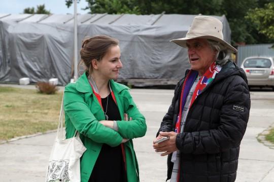 Irmina Rusicka i Adam Rzepecki, fot. J. Gaworski (źródło: materiały prasowe organizatora)