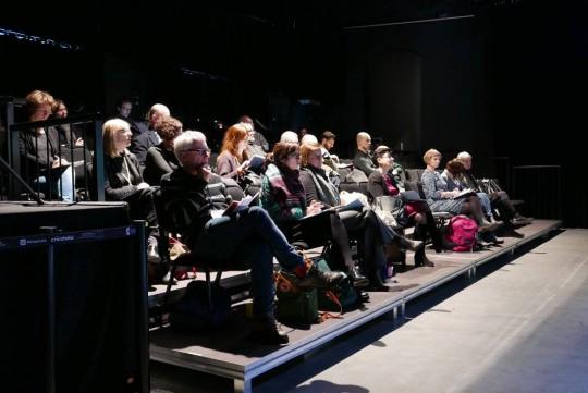 Ośrodek Badań nad Awangardą działający przy Wydziale Polonistyki Uniwersytetu Jagiellońskiego, zdjęcia z konferencji The Avant-Garde: Aesthetic Strategies and Participatory Art (źródło: materiały Ośrodka)