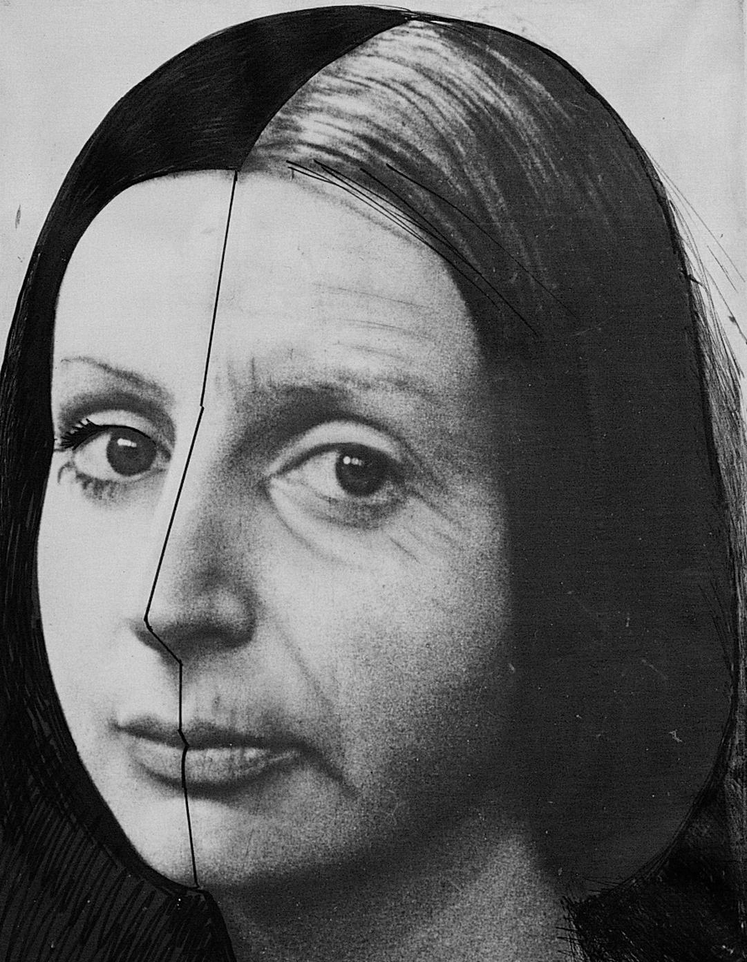Ewa Partum, Change, my problem is a problem of a woman, 1978.