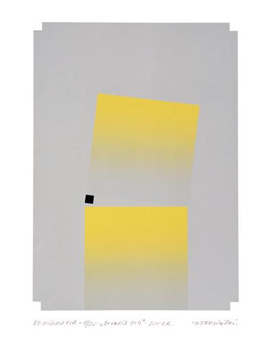 Jerzy Treliński, Solaris 1+4, 2001