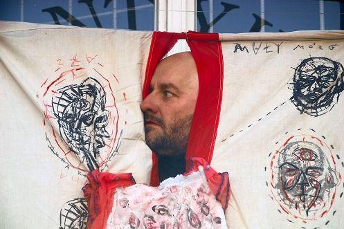 Fot. G. Niezgoda, Portret w procesie