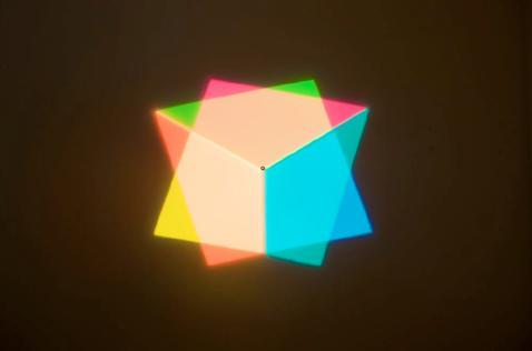"""The truth of non- digital colours"", Olafur Eliasson"