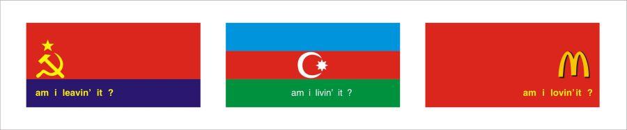 """""""Chingiz Babayev, Am I Lovin' It ?"""", fot. materiały organizatorów"""