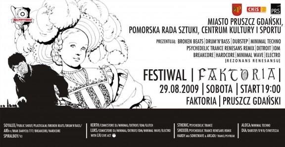 III Festiwal Faktoria Rezonans Renesansu