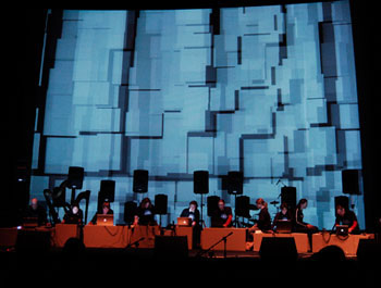 Moscow Laptop Cyber Orchestra