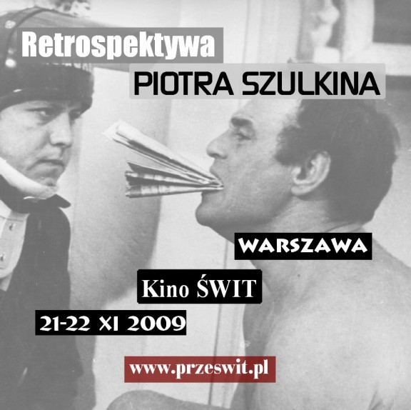Retrospektywa PIOTRA SZULKINA