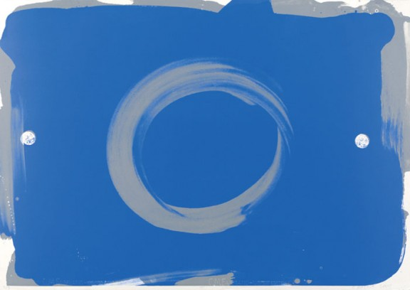 Ewelina Małysa, Pi, 2009 litografia / lithography 70x100 cm