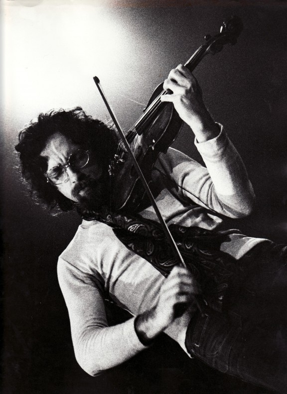 Zbyszek Seifert, fot. Raymond Clement