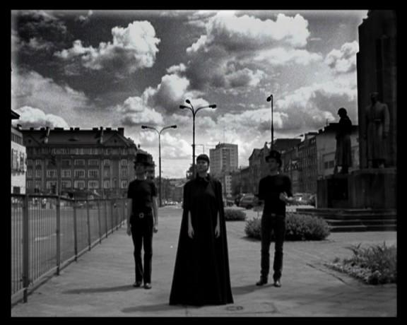 Scena z filmu Pojedynek, A.M. Kaczmarska
