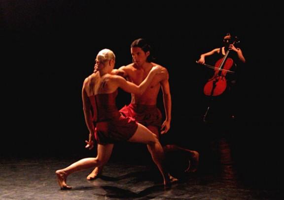 Barocco, choreografia: Jacek Przybyłowicz (źródło: materiały prasowe)