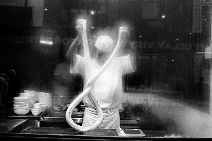 """Damian Chrobak, wystawa """"Londyn - Miasto w Anglii"""" (źródło: materiały prasowe)"""