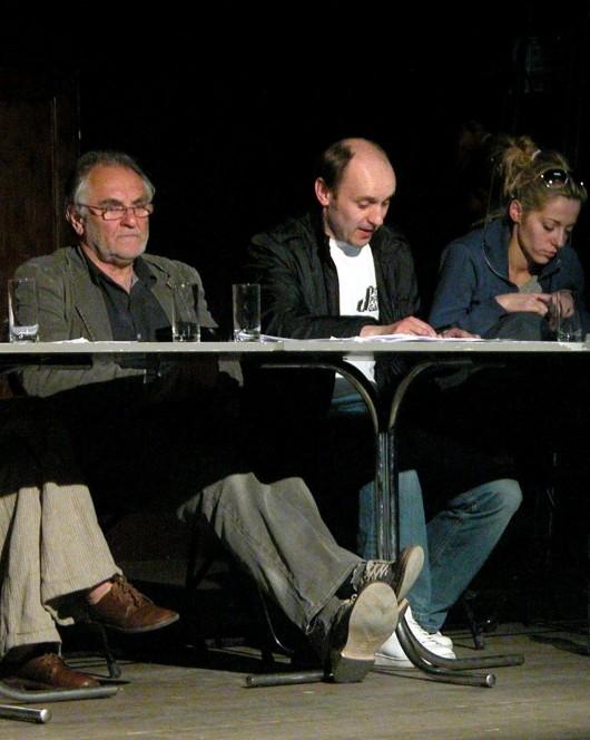 J. R., Nowicki, A. Woronicz, M. Buczkowska, fot. A. Berezowski