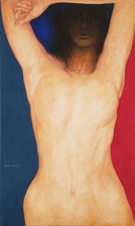 """Pawel Duraj, """"Dom duszy I"""", 2009 r., fot. Ryszard Sierociński"""