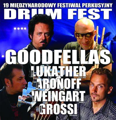 trzy koncerty Goodfellas w Polsce