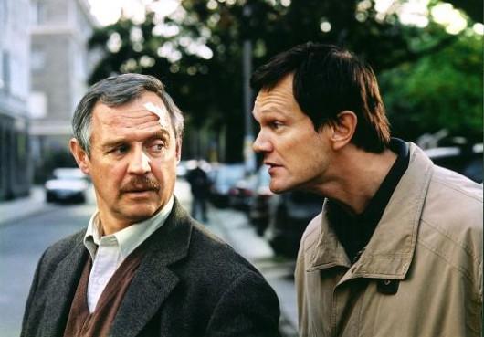 Kadr z filmu Dzień Świra. Reż. Marek Koterski