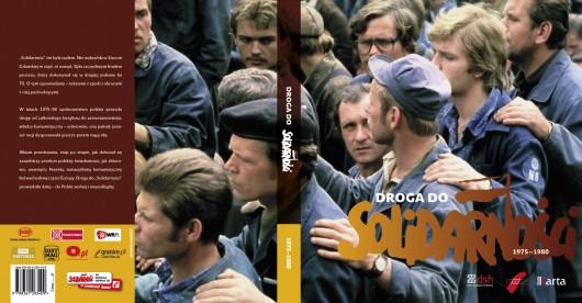 """Najnowsza wersja okładki albumu """"Droga do Solidarności"""""""