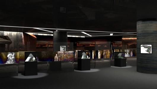 Wystawa w podziemiach krakowskiego rynku