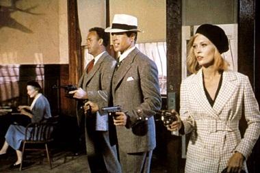 Bonnie i Clyde, reż. Arthur Penn