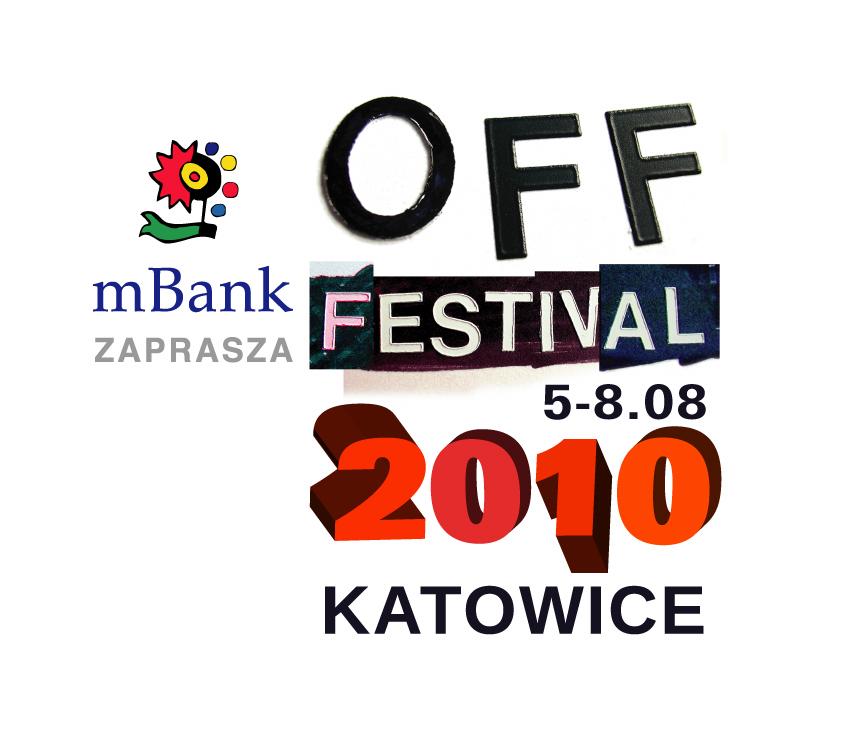 Logo festiwalu.