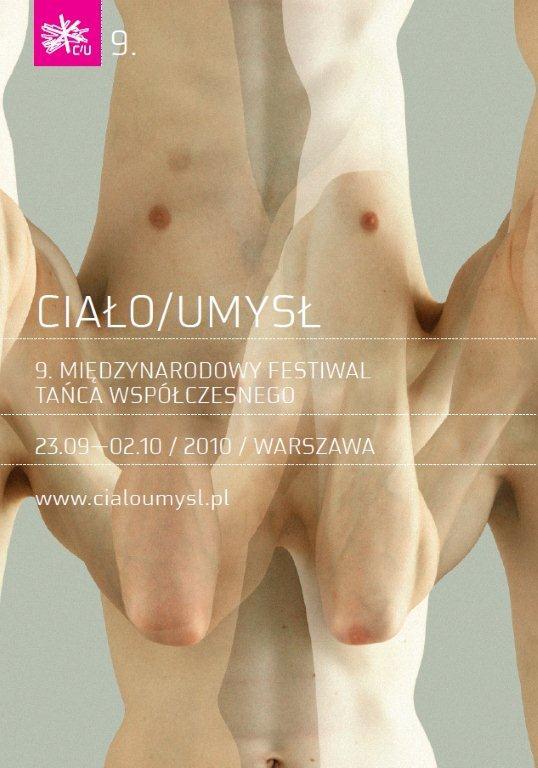 9. Międzynarodowy Festiwal Tańca Współczesnego Ciało/Umysł