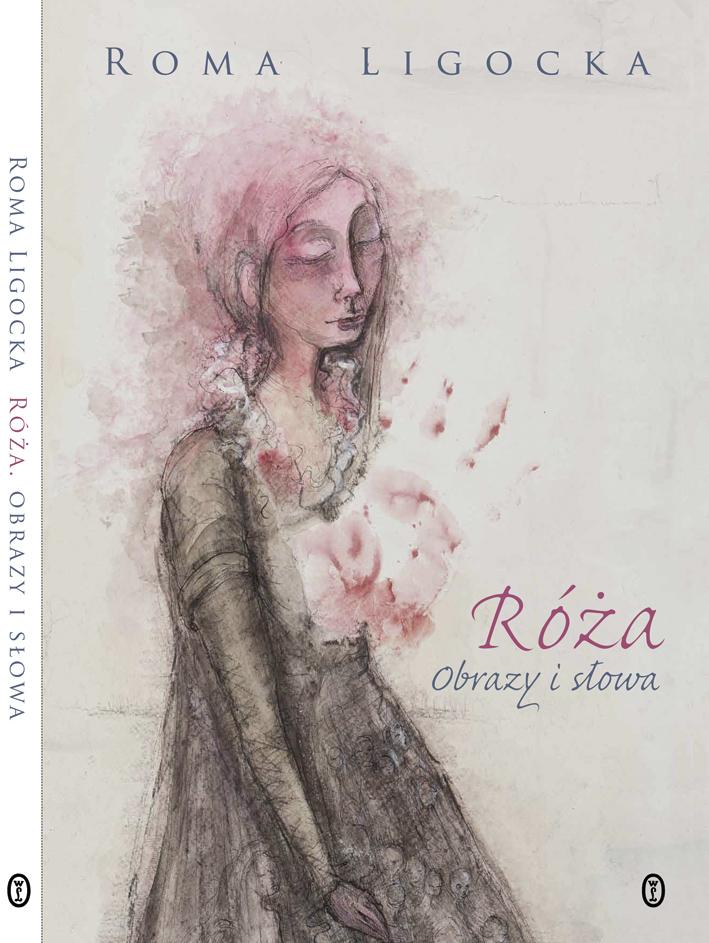 Okładka książki Romy Ligockej
