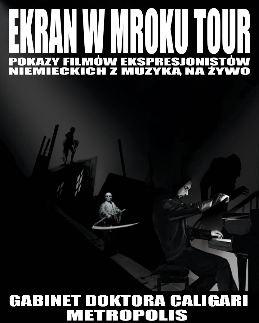 Ekran w Mroku Tour 2010