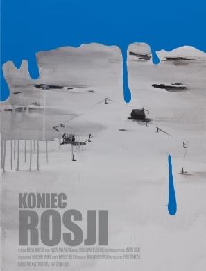 Plakat filmu Koniec Rosji