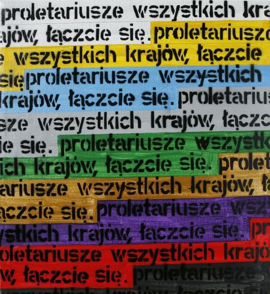 Paweł Susid, praca z cyklu Przewidywanie przez powtarzanie