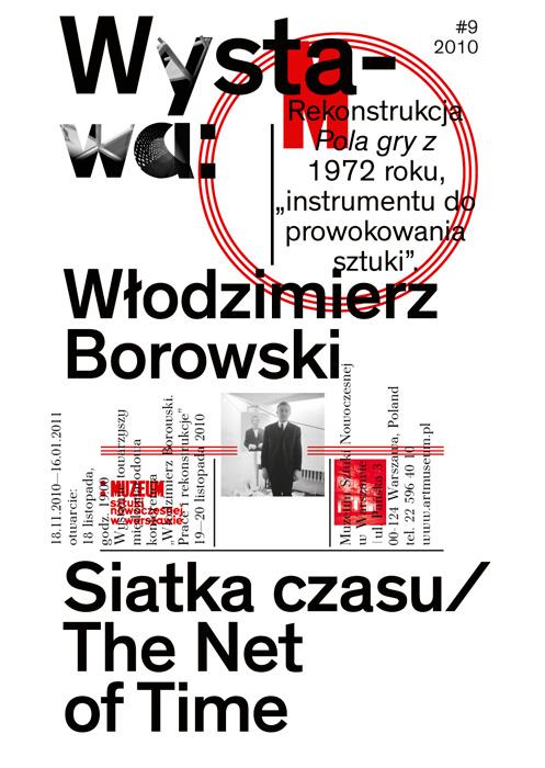 """""""Włodzimierz Borowski. Siatka czasu"""""""
