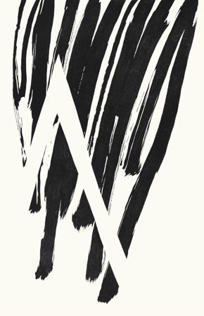 Bez tytułu, 2004, linoryt, 99x64 cm, fot. M. Łukawski
