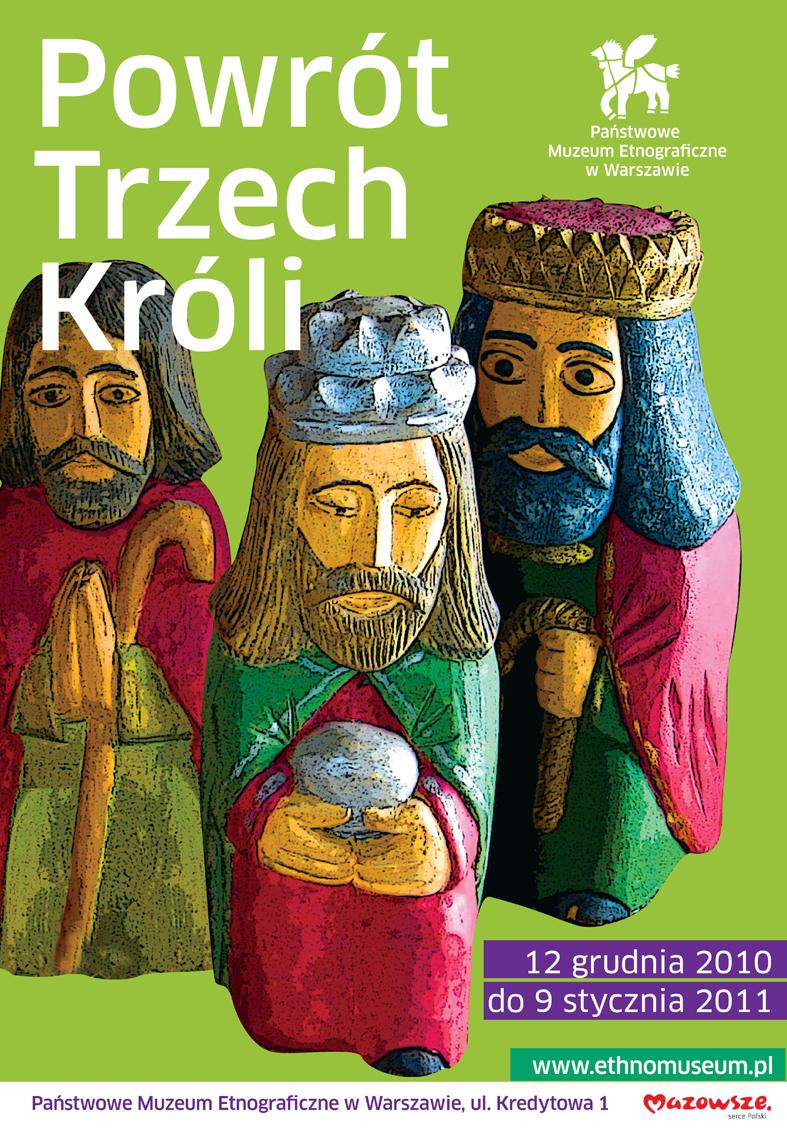 Powrót Trzech Króli, Państwowe Muzeum Etnograficzne w Warszawie