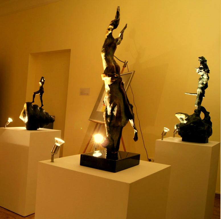 Dali, Chagall, Miro, Galeria Platon, Wrocław