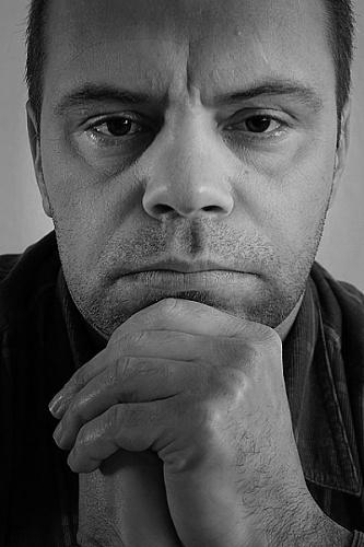 Marek Grum - autoportret