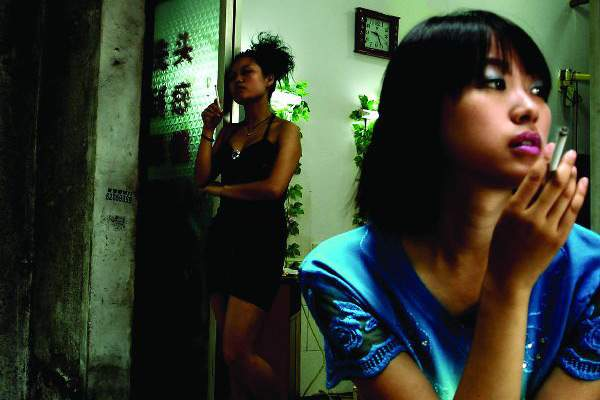 Xialou Guo, Chinka