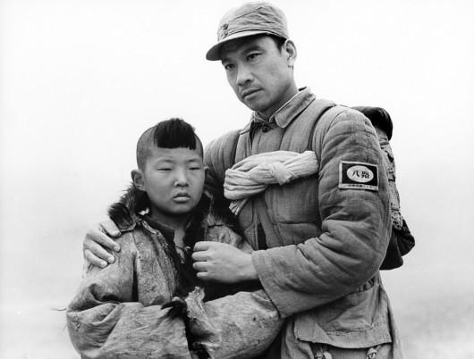 Żółta ziemia, reż. Chen Kaige, 1984