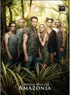 Amazonia - plakat