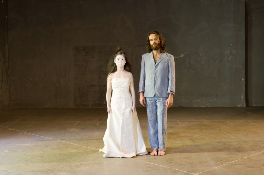 fot. Katarzyna Majak, Dancers (Yuko Ota, Massimo Perrini), Centro di Lavoro di Jerzy Grotowski, Pontedera