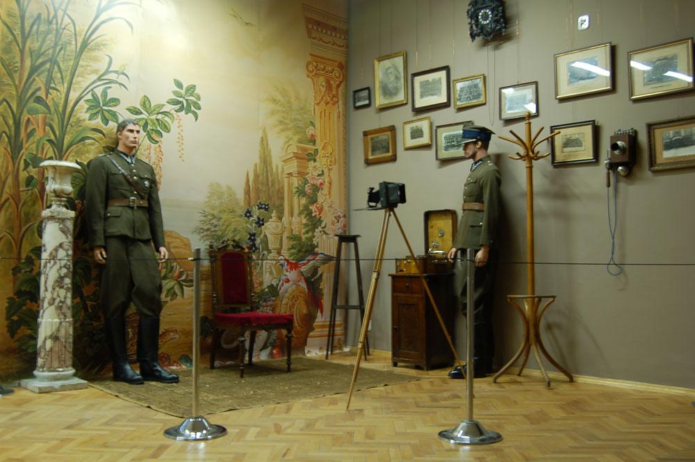 Wystawa Niezapomniane fotografie, Muzeum Wojska w Białymstoku